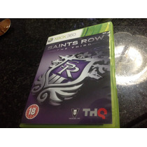 Saint Row The Third - Xbox - Mega Promoção