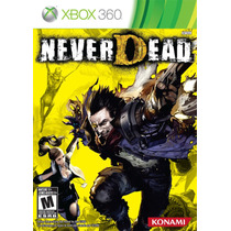 Game Xbox360 Never Dead