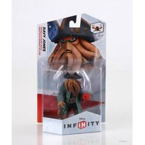 Boneco Disney Infinity Single Figure Davy Jones Pra Xbox 360