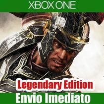 Ryse: Son Of Rome Edição Lendária - Digital - Xbox One