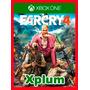 Promoção - Aluguel - Far Cry 4 - Xbox One - Mídia Digital