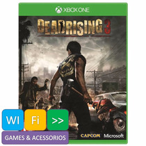 Dead Rising 3 Xbox One Pt Br Day One Sedex Partir R$ 6,00