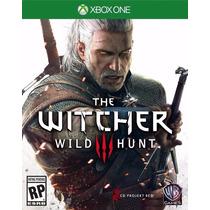 The Witcher 3 Iii Xbox One Xone Pré-venda Receba Hoje!