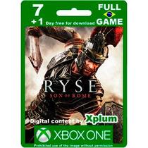 Ryse: Son Of Rome - Xbox One - Digital - 7 Dias!