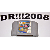 Raro Sim City 2000 Jap Original Para Nintendo 64!!!