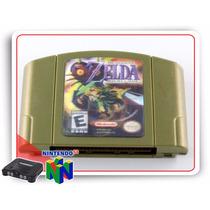 N64 The Legend Of Zelda Majoras Mask Nintendo 64 Original