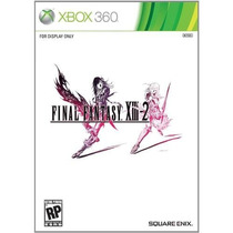 Natal? Final Fantasy Xiii-2 (13-2) - Jogo P/ Xbox 360!