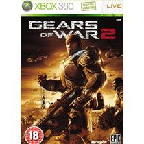 Gears Of War 2 - Xbox - Leilao Apartir De R$ 1,00