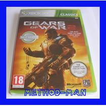 Gears Of War 2 Xbox 360 Original E Lacrado X-box 360