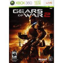Gears Of War 2 - Original Impecável