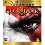 God Of War 3 Iii Jogos Ps3 Favoritos - Frete 10 Reais