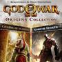 God Of War Origins Collection Hd Gow # Ps3 # C/ Reinstalaçao