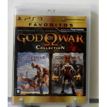 God Of War Collection 1 E 2 - Ps3