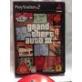 Cd De Play 2 Original Gran Theft Auto 3. Gta