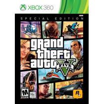Grand Theft Auto V Special Edition Gta V - Pronta Entrega