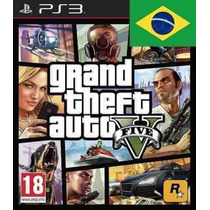 Grand Theft Auto 5 Gta V Código Psn Ps3 Envio Imediato