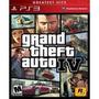Grand Theft Auto Iv (gta 4) - Jogo Para Playstation 3 (leia)