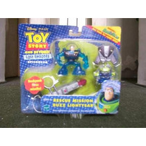 Buzz Lightyear - Lost Episodes 6 - Rescue Mission -toy Story