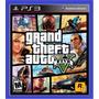 Gta 5 V Ps3 Grand Theft Auto 5 V Portugues Original Lacrado