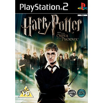 Harry Potter E A Ordem Da Fênix - Dublado - Ps2 Game Patch