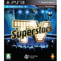 Ps3 * Tv Superstars * Move * Lacrado * No Rj * Em Português