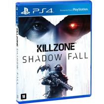 Killzone Shadow Fall Ps4 Em Portugues Sedex A Partir R$ 7,00