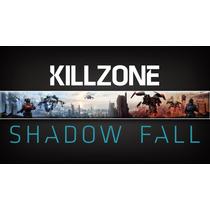 Killzone Shadow Fall # Ps4 2ªia # Não Compre: A L U G U E !!