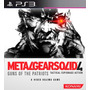 Metal Gear Solid 4 Mgs4 Guns Of The Patriot - Ps3 Codigo Psn