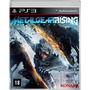 Game Metal Gear Rising Lacrado Original - Ps3