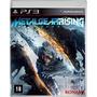 Game Metal Gear Rising Lacrado Original - Ps3