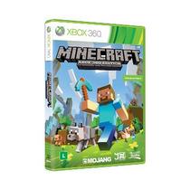 Minecraft Xbox 360 Lacrado Pronta Entrega