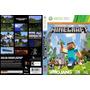 Game Minecraft Microsoft Xbox 360 Novo Lacrado