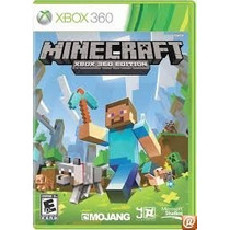 Minecraft Xbox 360 Edition Em Português Pt Original