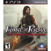 Prince Of Persia: The Forgotten Sands - Jogo Playstation 3