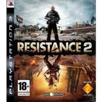 Jogo Resistence 2 Exclusivo Sony Para Ps3 Todo Em Portugues