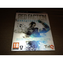 Red Faction Armageddon Edicao Comando E Recondic.(lacrado)