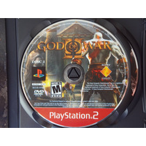 Vdo God Of War - P/ Play 2 - Frete Grátis P/ Sp - Barato...!