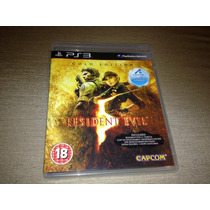 Resident Evil Gold Edition