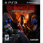 Game Resident Evil Operation Racoon City Para Ps3