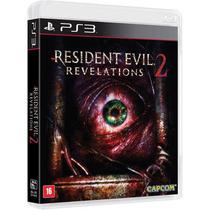 Resident Evil Revelations 2 Ps3 Sem Juros No Cartão