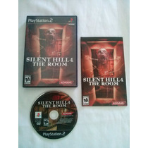 Silent Hill 4 The Room Playstation 2 Original Ntsc Completo
