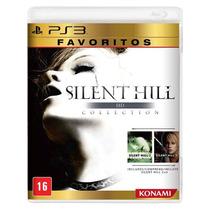 Silent Hill Hd Collection Ps3 Em 12x Sem Juros