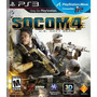 Jogo Para Ps3 Socom 4 U.s. Navy Seals 3d Compativel Com Move