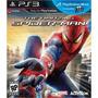 Jogo The Amazing Spider-man Homem Aranha Para Ps3 Ps Move