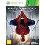 Jogo Lacrado The Amazing Spider Man 2 Em Port Para Xbox 360