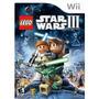Jogo Lego Star Wars Iii The Clone Wars Para Nintendo Wii
