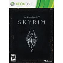 The Elder Scrolls V: Skyrim - Jogo Xbox 360 - Semi Novo