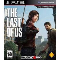 The Last Of Us Via Psn Em Portugues Ps3!!