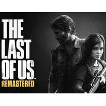 The Last Of Us Remastered # Ps4 2ª # Não Compre! A L U G U E