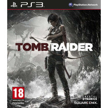 Tomb Raider 2013 Ps3 Português Original Pronta Entrega